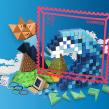 Bcn 90's. Un proyecto de Diseño, Ilustración, Publicidad, Fotografía y 3D de Lobulo - 01.07.2011