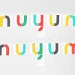 Muyum. Un proyecto de Diseño e Ilustración de Tatabi Studio - 09.02.2012