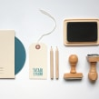 Tatabi Studio Stationery. A Illustration und Werbung project by Tatabi Studio - 05.11.2012