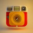 camera app. Un proyecto de Diseño y 3D de Zigor Samaniego - 28.06.2013