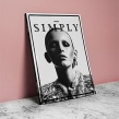 SIMPLY THE MAG ISSUE#0. A Design project by Pablo Abad - 22.08.2013