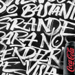 Coca-Cola Zero calligraphy. Um projeto de Design de Joluvian - 08.02.2013