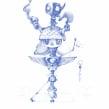 Robots. Um projeto de Ilustração de Óscar Lloréns - 10.03.2014