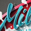 Milkman website. Um projeto de Web design de Joluvian - 10.03.2014