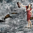 Into the water. A Werbung, Fotografie und Postproduktion project by Peter Porta - 31.03.2014