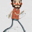 "El Amigo original.. A Animation, and Character Design project by Carlos ""Zenzuke"" Albarrán - 04.07.2014"