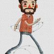 """El Amigo original.. Un proyecto de Animación y Diseño de personajes de Carlos """"Zenzuke"""" Albarrán - 07.04.2014"""