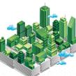 CBRE - Infografías Animadas.. Un proyecto de Ilustración, Animación y Diseño de la información de Mᴧuco Sosᴧ - 29.04.2014