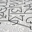 Requiem aeternam dona eis. Un proyecto de Dirección de arte y Tipografía de Wete - 26.05.2013