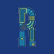 Reebok one series custom type. Un proyecto de Dirección de arte y Tipografía de Wete - 31.08.2013