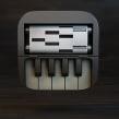 Pianola game. A Design und 3-D project by Zigor Samaniego - 05.06.2014