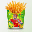 MC´DONALDS WORLDCUP 2014. A Illustration, Advertising, and Packaging project by Martin Sati - 06.29.2014