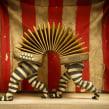 """""""Palíndromos"""" Diorama. Un proyecto de Ilustración de Óscar Sanmartín Vargas - 20.07.2014"""