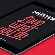 Muster: reunir, mostrar, conocer. Um projeto de Design de Sergio Ortiz Ruiz - 15.09.2014