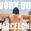 Work out Barcelona. A Fotografie project by Peter Porta - 01.10.2014