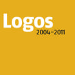 Logos 2004-2011. A Br, ing, Identit, and Graphic Design project by Pepe Gimeno - 10.13.2014