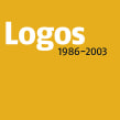 Logos 1986-2003. A Br, ing, Identit, and Graphic Design project by Pepe Gimeno - 10.13.2014