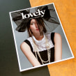 LOVELY THE MAG ISSUE#2. A Kunstleitung, Verlagsdesign und Grafikdesign project by Pablo Abad - 22.10.2014