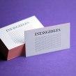 Intangibles. Un proyecto de Diseño, Br, ing e Identidad y Tipografía de Wete - 23.10.2014