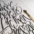 There's more to life.. Un proyecto de Bellas Artes, Diseño gráfico y Caligrafía de Victor Kams - 02.12.2014