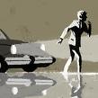 La Caída de la Casa Usher (Mi proyecto para el curso Ilustración, nudo y desenlace). A Illustration, Architektur, Bildende Künste und Comic project by José Luis Ágreda - 29.12.2014