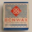 BCN WAX. Un proyecto de Dirección de arte, Br, ing e Identidad, Consultoría creativa y Diseño de producto de Conspiracystudio - 06.01.2015