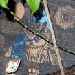 """NADJA """"Queller"""" - Album Artwork. Un proyecto de Diseño gráfico y Serigrafía de Xavi Forné - 08.01.2015"""