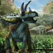 Dinosaurios de Coahuila, México Desconocido Enero 2015. A Illustration, 3D, and Editorial Design project by Román García Mora - 12.31.2014