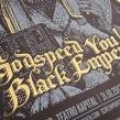 GODSPEED YOU! BLACK EMPEROR. Un proyecto de Ilustración, Diseño gráfico y Serigrafía de Xavi Forné - 26.01.2015