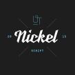 UT Nickel Script. Un proyecto de Tipografía de Wete - 23.02.2015