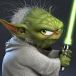 Yoda. Um projeto de 3D e Escultura de Luis Gomez-Guzman - 22.03.2015