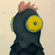 Personajes absurdos.. Un projet de Illustration de Óscar Lloréns - 13.04.2015
