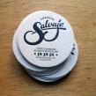 Cerveza Salvaje. Un proyecto de Diseño, Br, ing e Identidad, Artesanía, Tipografía y Caligrafía de Juanjo López - 15.05.2015