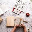 Flower Press Kit. Um projeto de Artesanato e Design de produtos de Fábrica de Texturas - 17.05.2015