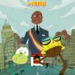 Amor de Mono. Un proyecto de Animación, Dirección de arte y Diseño de personajes de TRIMONO - 09.02.2015