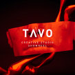 TAVO STUDIO SHOWREEL 2013. Un proyecto de Motion Graphics, 3D, Animación y Dirección de arte de TAVO STUDIO - 21.09.2015