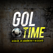 Gol Time - Videojuego iPhone. Um projeto de Motion Graphics, Desenvolvimento de software, Direção de arte e Web design de Marianito Rivas - 30.04.2012