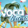 Voca Letters - Videojuego Multiplataforma. Um projeto de 3D, Design de jogos, Design interativo e Desenvolvimento Web de Marianito Rivas - 31.05.2013