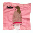 Hello!. A Illustration, Crafts, Collage, and Embroider project by Señorita Lylo - 11.02.2015
