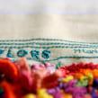 Mi ramillete de flores de las Ramblas. LeCool Barcelona. A Illustration, Crafts, Fine Art, and Embroider project by Señorita Lylo - 11.08.2015