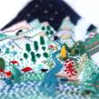 """Bordado para el libro """"Wonderland: un viaje maravilloso"""". Un proyecto de Ilustración, Artesanía, Bellas Artes y Bordado de Señorita Lylo - 22.11.2015"""