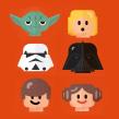 REVISTA CINEMANÍA: LEGO STAR WARS. A Illustration, Character Design, To, and Design project by Del Hambre - 11.24.2015