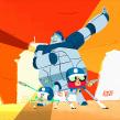 Amor de Mono. Un proyecto de Animación de TRIMONO - 16.12.2015