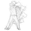Error. Un proyecto de Animación y Vídeo de Kaos - 06.06.2014