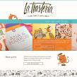 La Trastería. Un proyecto de Diseño Web y Desarrollo Web de Marta Armada - 01.02.2016