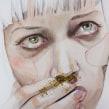 Retratos Acuarelápiz. Un proyecto de Ilustración y Bellas Artes de Ana Santos - 11.02.2016