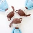 Diseño y Confección de Mascota.. Um projeto de Design, Br, ing e Identidade, Artesanato, Educação, Design de produtos e Design de brinquedos de Ameskeria - 12.02.2016