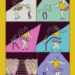 Boogie Woogie. Un proyecto de Ilustración y Cómic de Ana Galvañ - 22.02.2016