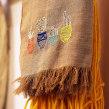 Bordar a Marrakech en un fular. Un proyecto de Diseño, Ilustración, Dirección de arte, Artesanía, Bellas Artes y Bordado de Señorita Lylo - 15.02.2016