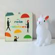 Publicación de estampados en el libro From rain to rainbows. Un proyecto de Ilustración, Diseño editorial y Diseño gráfico de Mónica Muñoz Hernández - 15.03.2016